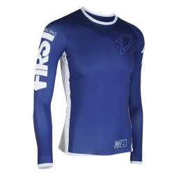 Maillot Skinny Fit FIRSTRACING - Marine