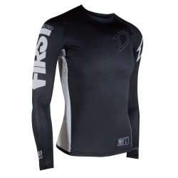 Maillot Skinny Fit FIRSTRACING - Noir