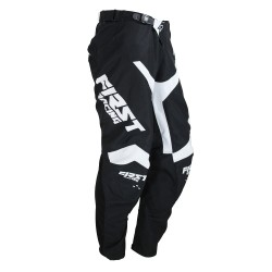 Pantalon DATA Evo FIRSTRACING - Noir / Blanc