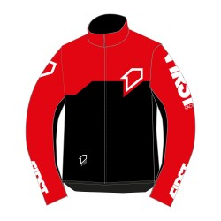 Casaque R-Evo FIRSTRACING - Noir / Rouge