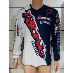 Maillot Atomic DATA Mid 2019 - Hexagon