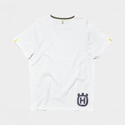 Tshirt HUSQVARNA Inventor - Blanc