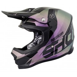 Casque SHOT FURIOUS Ultimate - Chameleon
