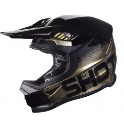 Casque SHOT FURIOUS Coalition Silver