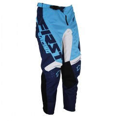 Pantalon FIRSTRACING DATA EVO.2 EVO.2 - Marine / Ciel / Blanc