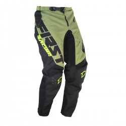 Pantalon FIRSTRACING DATA EVO.2 EVO.2 - Noir / Kaki / Fluo