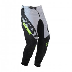 Pantalon FIRSTRACING DATA EVO.2 EVO.2 - Noir / Silver / Fluo
