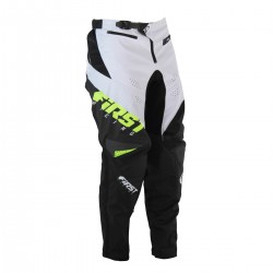 Pantalon FIRSTRACING SCAN RACE.2 RACE.2 - Noir / Blanc / Fluo