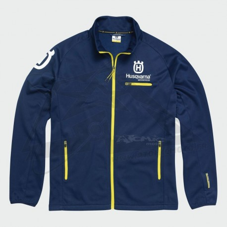 Veste polaire HUSQVARNA replica team