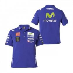 Polo YAMAHA MotoGP - Bleu