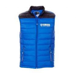 Bodywarmer YAMAHA Team - Bleu