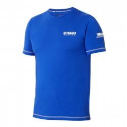 T-shirt YAMAHA - Bleu