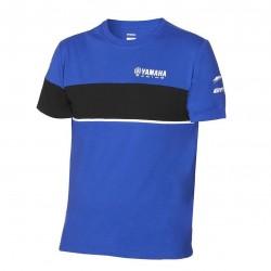 Tshirt YAMAHA Paddock Homme - Bleu