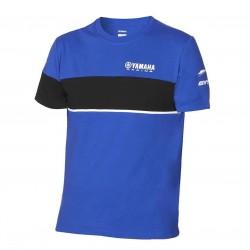 Tshirt YAMAHA Paddock Femme - Bleu