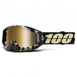 Lunettes 100% Racecraft - Ergoflash - Écran miroir