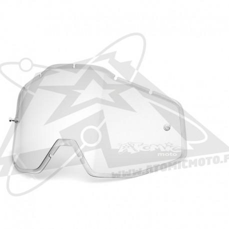 Écran 100% Racecraft/Accuri/Strata - Injecté clair