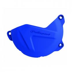 Protège carter embrayagePOLISPORT bleu