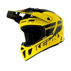 Casque KENNY Performance Jaune - Noir