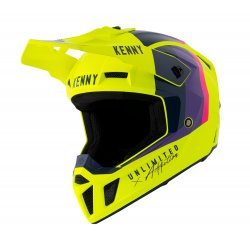 Casque KENNY Performance Jaune Fluo