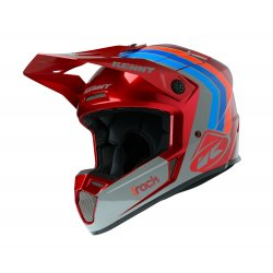Casque KENNY Track Victory - Burgundy