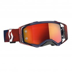 Lunettes SCOTT PROSPECT - Rouge / Bleu - Écran iridium orange