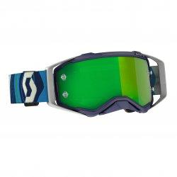 Lunettes SCOTT PROSPECT - Bleu / Vert - Écran iridium vert