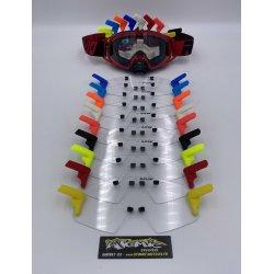 Masque RFLOW - Rouge + Kit R-FLOW TRIG coloris au choix
