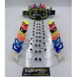 Masque RFLOW - Gris + Kit R-FLOW EVO coloris au choix