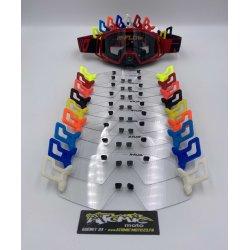 Masque RFLOW - Rouge + Kit R-FLOW EVO coloris au choix