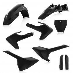 Kit plastiques super complet HVA 85 TC '18 - Noir