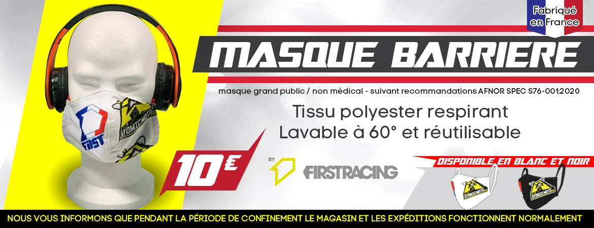 Masque ATOMIC MOTO by FIRSTRACING