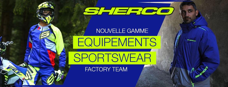 SHERCO Sportswear factory